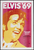 """Movie Posters:Elvis Presley, The Trouble With Girls (MGM, 1969). One Sheet (27"""" X 41""""). ElvisPresley...."""