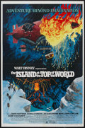 "Movie Posters:Adventure, The Island at the Top of the World (Buena Vista, 1974). One Sheet(27"" X 41""). Adventure...."