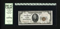 Small Size:Federal Reserve Bank Notes, Fr. 1870-H $20 1929 Federal Reserve Bank Note. PCGS New 62PPQ.. ...