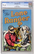 Golden Age (1938-1955):Western, Lone Ranger #6 Mile High pedigree (Dell, 1948) CGC NM+ 9.6 Whitepages....