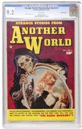 Golden Age (1938-1955):Horror, Strange Stories from Another World #3 White Mountain pedigree(Fawcett, 1952) CGC NM- 9.2 White pages....