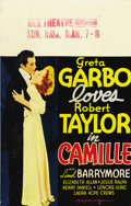 "Movie Posters:Drama, Camille (MGM, 1937). Window Card (14"" X 22"")...."