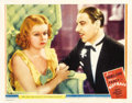 "Movie Posters:Drama, Riffraff (MGM, 1936). Lobby Card (11"" X 14"")...."