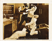 "The Grim Game (Paramount, 1919). Lobby Card (11"" X 14"")"