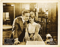 "The Master Mystery (Octagon, 1920). Lobby Card (11"" X 14"")"