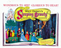 "Movie Posters:Animated, Sleeping Beauty (Buena Vista, 1959). Half Sheet (22"" X 28"")...."