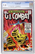 Silver Age (1956-1969):War, G.I. Combat #107 (DC, 1964) CGC FN/VF 7.0 Off-white to white pages....