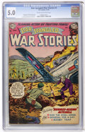 Golden Age (1938-1955):War, Star Spangled War Stories #3 (DC, 1952) CGC VG/FN 5.0 Cream tooff-white pages....