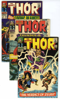 Thor Group (Marvel, 1966-74) Condition: Average VF+.... (Total: 36 Comic Books)