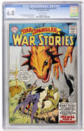 Silver Age (1956-1969):War, Star Spangled War Stories #117 (DC, 1964) CGC FN 6.0 Off-white pages....