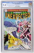 Silver Age (1956-1969):Horror, Tales of the Unexpected #101 (DC, 1967) CGC NM 9.4 Off-white towhite pages....