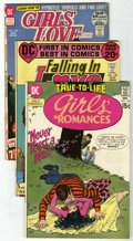 Bronze Age (1970-1979):Romance, Girls' Love Stories and Others Romance Group (DC, 1970-72)Condition: VF+.... (Total: 5 Comic Books)
