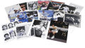 Autographs:Others, Men's Tennis Signatures Lot of 18. Some of the biggest tennis starsin recent memory appear on this lot of signed photograp...