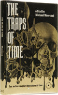 Books:First Editions, Michael Moorcock, editor: The Traps of Time. (London: Rapp& Whiting, Ltd., 1968), first edition, 207 pages, dustjacket...