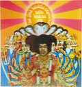 "Music Memorabilia:Posters, Jimi Hendrix Axis: Bold as Love Lenticular Cover. A 24"" x24"" psychedelic lenticular cover reproduction for Hend... (Total: 1Item)"