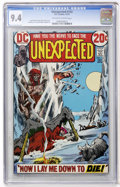 Bronze Age (1970-1979):Horror, Unexpected #142 (DC, 1972) CGC NM 9.4 Off-white to white pages....