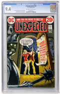 Bronze Age (1970-1979):Horror, Unexpected #139 (DC, 1972) CGC NM 9.4 Off-white to white pages....