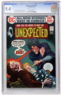 Bronze Age (1970-1979):Horror, Unexpected #137 (DC, 1972) CGC NM 9.4 Off-white to white pages....