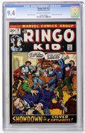 Bronze Age (1970-1979):Western, The Ringo Kid #14 (Marvel, 1972) CGC NM 9.4 Off-white to white pages....