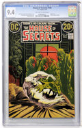 Bronze Age (1970-1979):Horror, House of Secrets #100 (DC, 1972) CGC NM 9.4 Off-white to whitepages....