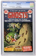 Bronze Age (1970-1979):Horror, Ghosts #17 (DC, 1973) CGC NM 9.4 Off-white to white pages....
