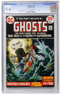 Bronze Age (1970-1979):Horror, Ghosts #18 (DC, 1973) CGC NM 9.4 Off-white to white pages....