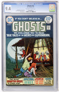 Bronze Age (1970-1979):Horror, Ghosts #23 (DC, 1974) CGC NM 9.4 Off-white to white pages....