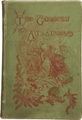 Books:First Editions, William R. Bradshaw. The Goddess of Atvatabar: Being theHistory of the Discovery of the Interior World and Conque...