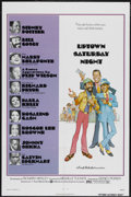 "Movie Posters:Black Films, Uptown Saturday Night (Warner Brothers, 1974). One Sheet (27"" X41""). Comedy...."