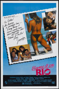 """Movie Posters:Comedy, Blame It on Rio (20th Century Fox, 1984). One Sheet (27"""" X 41""""). Comedy...."""