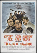 "Movie Posters:Adventure, The Guns of Navarone (Columbia, 1961). One Sheet (27"" X 41"").Adventure...."