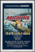"Movie Posters:War, Midway (Universal, 1976). One Sheet (27"" X 41""). War...."