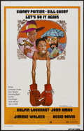 "Movie Posters:Comedy, Let's Do It Again (Warner Brothers, 1975). One Sheet (27"" X 41""). Comedy...."