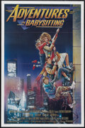 "Movie Posters:Adventure, Adventures in Babysitting (Touchstone, 1987). One Sheet (27"" X41""). Adventure...."