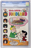 Silver Age (1956-1969):Humor, Little Lotta Foodland #7 File Copy (Harvey, 1965) CGC NM 9.4 Off-white to white pages....