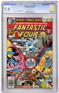 Modern Age (1980-Present):Superhero, Fantastic Four #201 (Marvel, 1978) CGC NM/MT 9.8 Off-white to whitepages....