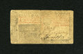 Colonial Notes:New Jersey, New Jersey October 20, 1758 L3 Fine....