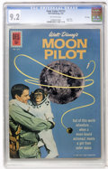 Silver Age (1956-1969):Humor, Four Color #1313 Moon Pilot - File Copy (Dell, 1962) CGC NM- 9.2 Off-white pages....