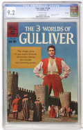 Silver Age (1956-1969):Adventure, Four Color #1158 - 3 Worlds of Gulliver - File Copy (Dell, 1961) CGC NM- 9.2 Off-white pages....