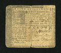 Colonial Notes:Pennsylvania, Pennsylvania March 10, 1769 5s Fine-Very Fine....