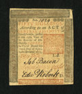 Colonial Notes:Pennsylvania, Pennsylvania April 10, 1775 50s About New....