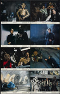 "Movie Posters:Science Fiction, Return of the Jedi (20th Century Fox, 1983). Lobby Card Set of 8(11"" X 14""). Science Fiction.... (Total: 8 Items)"