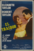 """Movie Posters:Adventure, Conspirator (MGM, 1949). Argentinean Poster (29"""" X 43"""").Adventure...."""