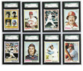 Baseball Cards:Sets, 1978 Topps Baseball High Grade Complete Set (726). Offered is a 1978 Topps high grade complete set of 726 cards tha include...