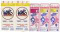 Baseball Collectibles:Tickets, 1980 World Series and All-Star Game Tickets. A pair of ticket stubsfrom the 1980 All-Star Game held in Los Angeles is acco...