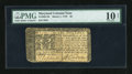 Colonial Notes:Maryland, Maryland March 1, 1770 $6 PMG Very Good Net 10....