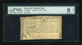 Colonial Notes:Maryland, Maryland March 1, 1770 $1/2 PMG Very Good Net 8....