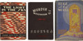 Books:First Editions, Lot of Three Classic Science-Fiction First Editions, One Signed,...(Total: 3 Items)