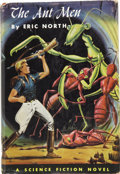 Books:First Editions, Eric North. The Ant Men. Philadelphia: The John WinstonCompany [1955]....