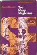 Books:First Editions, Randall Garrett. Too Many Magicians. London: Macdonald &Co., [1968]....